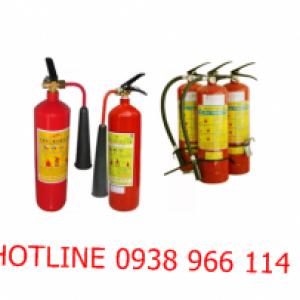 Trung tâm phân phối bình chữa cháy tại kcn QUẾ VÕ 1 BẮC NINH giá tốt nhất thị trường