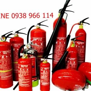 Dịch vụ cung cấp bình chữa cháy giá tốt nhất kcn QUẾ VÕ 1 BẮC NINH